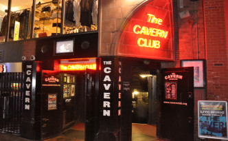 The Cavern Club a Liverpool