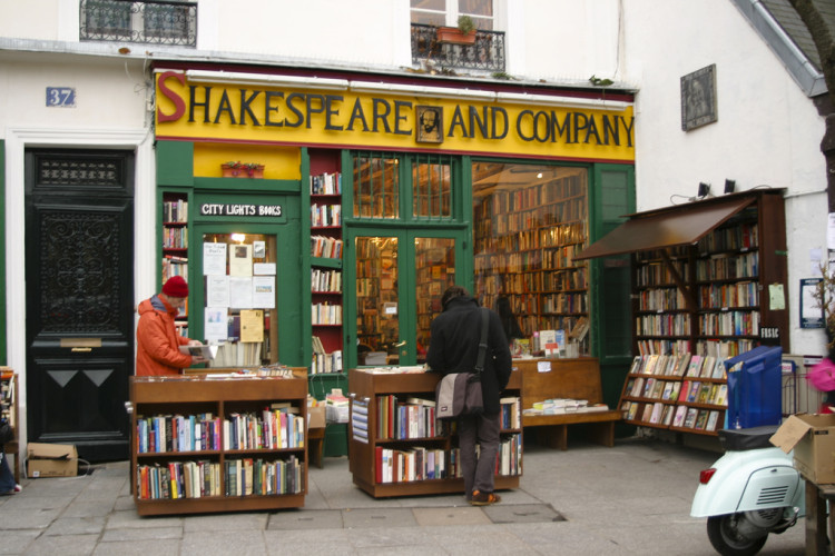 Llibreria Shakespeare & Co
