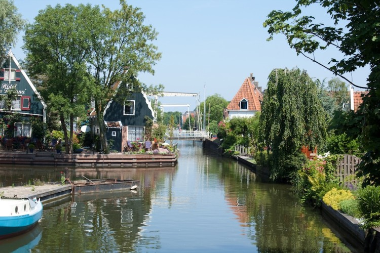 Villages near Amsterdam - Village of Edam