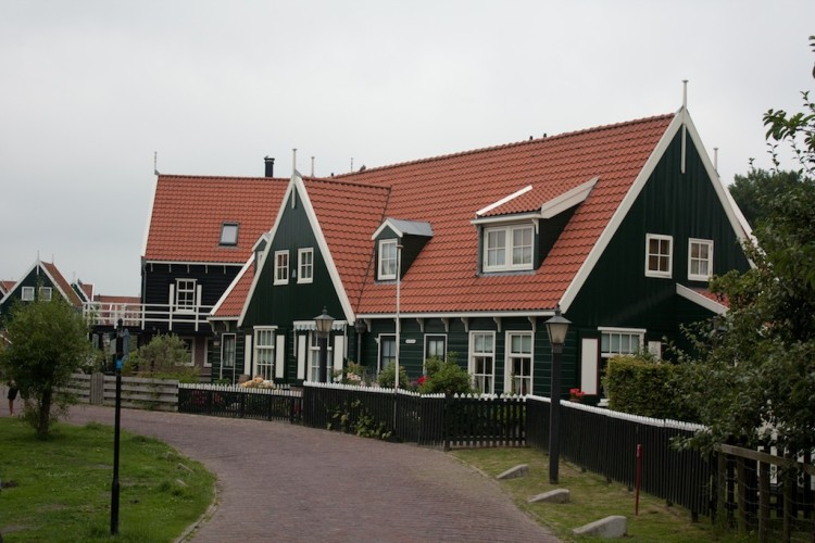 Towns around Amsterdam: Marken
