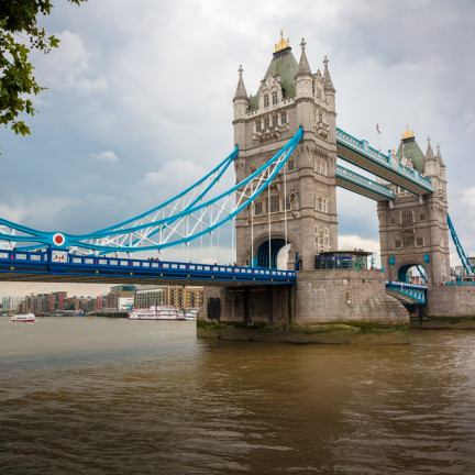 Pont de Tower Bridge a Londres
