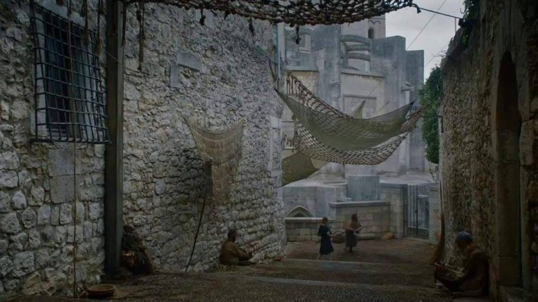 Locations of Game of Thrones in Girona: Braavos