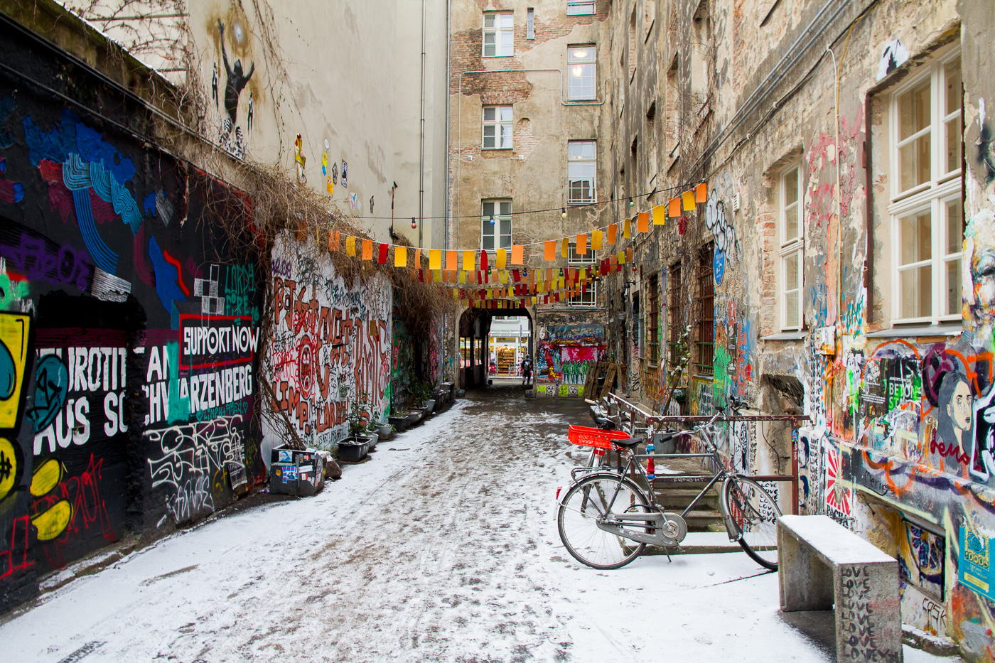 Imprescindibles de Berlín: Dead Chicken Alley