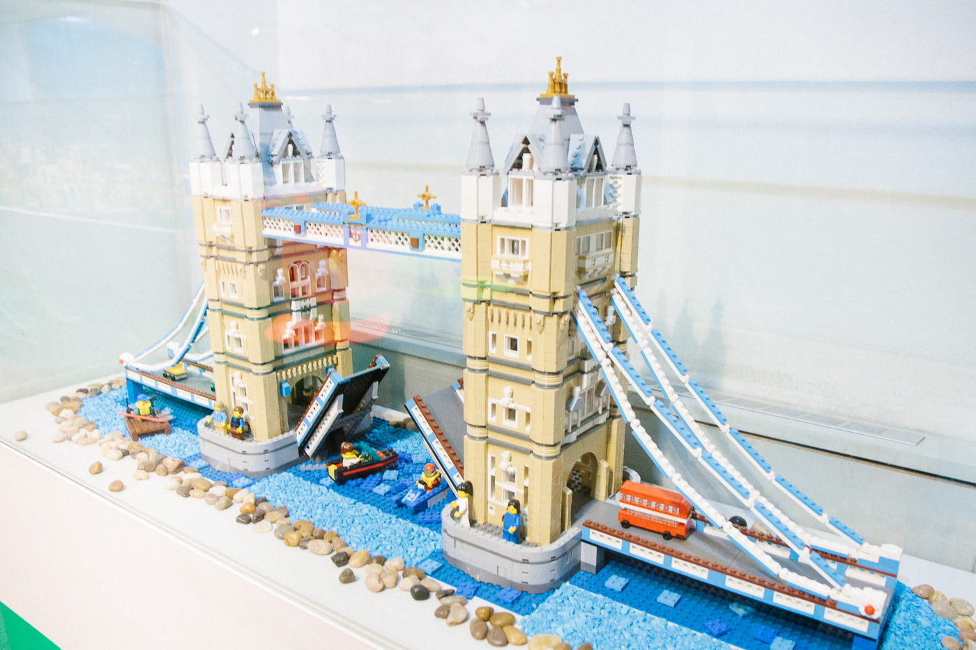 Tower Bridge al Museu de Lego de Praga