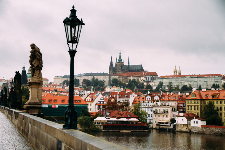 What to do in Prague in 4 days - Charles Bridge and Prague Castle