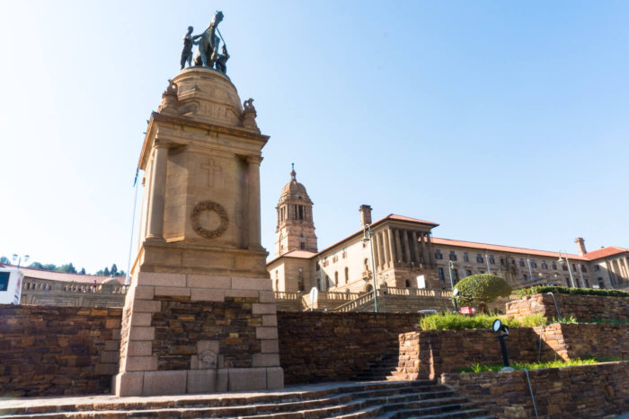 Qué ver en Pretoria - Union Buildings