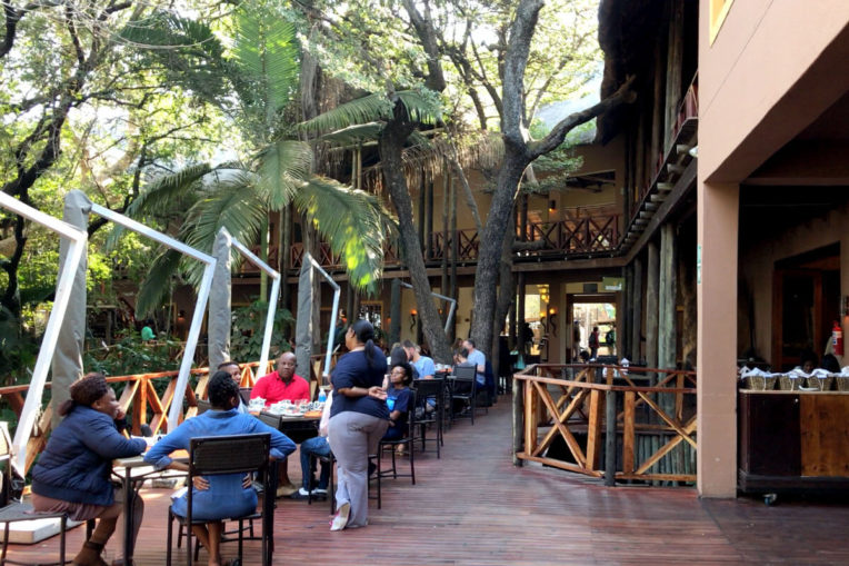 Restaurant del Chobe Marina Lodge
